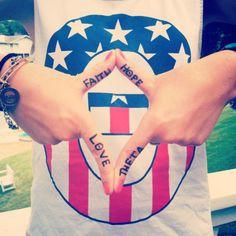 Faith, Hope, Love - UIowa Kappa Alpha Theta @sarah_a18 maybe we need :)