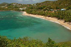 Plage de l'Anse l'Etang Tartane Trinité Martinique
