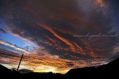 6.20 '12 chigasaki sunset by higehiro, via Flickr