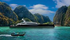 New rendering of Winch and Royal Huisman project - Design - SuperyachtTimes.com