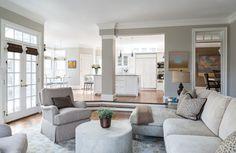 Meadow Lane - traditional - Family Room - Dc Metro - Homegrown Decor, LLC