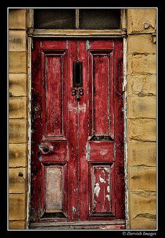 Red Door - England