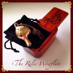 The Relic Wowflute in Bronze. Precious Metals, Making Out, Metal Working, Theater, Bronze, Artists, Christmas Ornaments, My Favorite Things, Tv