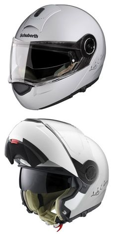 Schuberth C3 Lady Gloss Silver The Schuberth C3 Lady flip front motorcycle helmet has an internal suspension made from soft microfibre which has been developed specifically to suit the shapes of the female face.   http://www.thehelmetplace.co.uk/acatalog/info-968.html