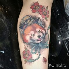 redpanda tattoo