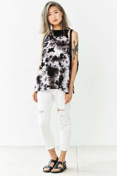 Pins + Needles Modern Lover Tank Top - Urban Outfitters