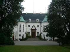 Marselisborg Palace, (Danish: Marselisborg Slot) is a royal residence of the Danish Royal Family in Aarhus. It has been the summer residence of Queen Margrethe II since 1967.