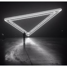 """1,417 Likes, 26 Comments - Es Devlin (@esdevlin) on Instagram: """"#tbt September days spent in rural Pennsylvania choreographing some geometry for #theweeknd…"""""""