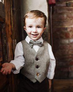 Little Cutey - Handsome Ring Bearers