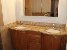 Rock Tops Is Among The Very Few Companies That Provide Perfectly Customized Bathroom