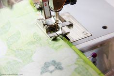 Blind Hem Stitch (with a sewing machine) | Make It and Love It