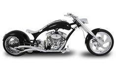 Orange County Choppers - #OCC - Hard Rock Cafe Bike