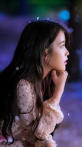 Korean Actresses, Korean Actors, Korean Beauty, Asian Beauty, Iu Twitter, Korean Celebrities, Celebs, Iu Hair, Girl Artist