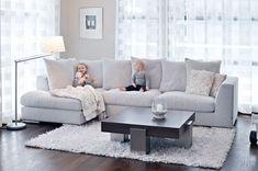 sohva kruunukaluste - Google-haku Interior Concept, Home Furniture, Cushions, Couch, Google, Design, Home Decor, Throw Pillows, Toss Pillows