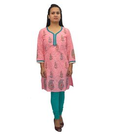 Loved it: Bpt Cotton Pink Printed Kurti, http://www.snapdeal.com/product/bpt-cotton-kurti/1407702632