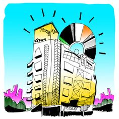 Oyl in Tokyo - Tokyo's All-Seeing Tower of Records