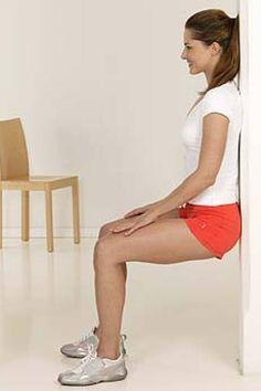 Sie wollen Ihre Beine modellieren? Nehmen Sie sich täglich 20 Minuten Zeit für dieses Programm, dann klappt's!