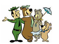 1961, Yogi Bear, Boo-boo Bear, Cindy Bear, Ranger Smith