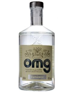 OMG Gin is available at ALANDIA Gin Shop!