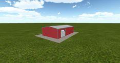 Cool 3D #marketing http://ift.tt/2DM8UtJ #barn #workshop #greenhouse #garage #roofing #DIY