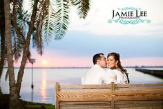 sunset wedding bench fort myers naples