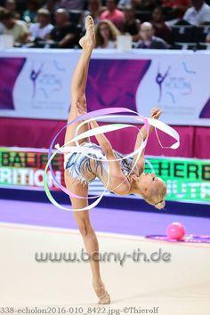 Yana Kudryavtseva (Russia), European Championships (Holon) 2016                                                                                                                                                                                 Mais