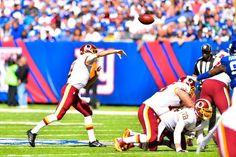 Offensive Highlights: Redskins - Giants (2016, Week 3)