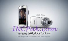 Samsung galaxy S4 Zoom Price, Specs & video review
