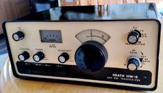 Heathkit HW-8 HF 80, 40 20 15M CW Transceiver