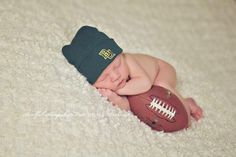 Future #Baylor quarterback? (via @Gina Winnett on Twitter) #sicem