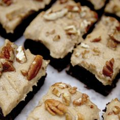 Persimmon Brownie Recipe for Winter