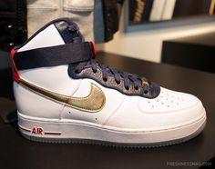 Nike Air Force 1 High – 1992 Dream Team – 20th Anniversary Edition