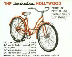 The Schwinn Hollywood