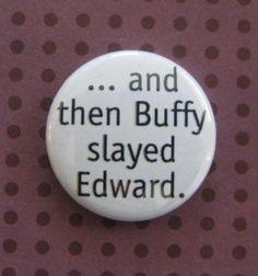 I miss Buffy.