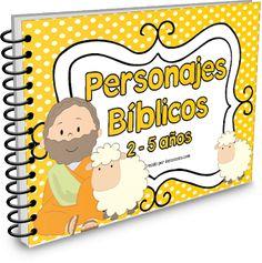 Personajes bíblicos 2-5