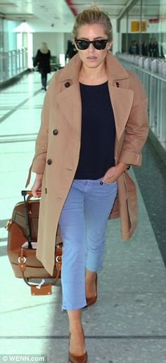 What are your top tips for airport style? What would you wear?