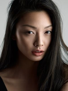 Portrait of Alice Ma from Next Canada shot by Michael Woloszynowicz | Model, Asian, Beauty, Toronto