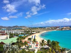 If you're in St. Maarten for the day, it's worth planning to spend the day on beautiful (and swimmable) Maho Beach. One of the best options is a Day Pass to Sonesta Maho Beach Resort where you can enjoy all-inclusive luxuries such as restaurants, bars and swimming pools as well as access to Maho Beach's warm, turquoise waters.