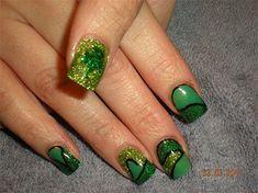 St.Patrick's Day Nail Art Designs & Ideas 2014   Fabulous Nail Art ...