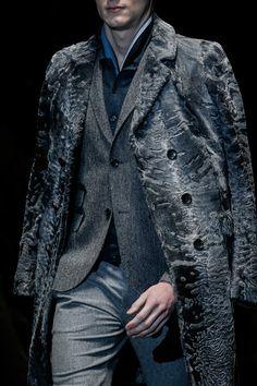 Fur. Gucci. Menswear. FW13