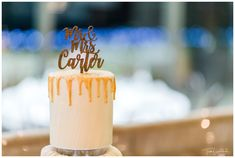 Wedding Cake | Araluen Golf Resort Wedding | Trish Woodford Photography
