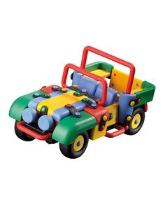 Mic-O-Mic Off-Road Vehicle Construction Kit | zulily