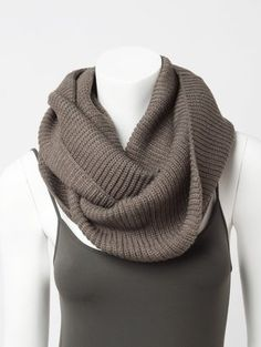 ShopStyle: Lori's ShoesInfinity Scarf by Look By M
