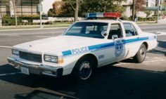 United States Capitol Police, 1988 Chevy Caprice They 88'-89' Caprice was my father's favorite police car while on PVD