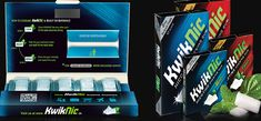 Anti-Smoking Chewing gum being the most popular form of NRT, Kwiknic is poised to be a reliable and convenient method to control your tobacco intake