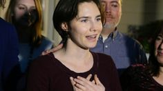 Amanda Knox speaks out for first time after Italy's top court overturned her murder conviction  Read more: http://www.bellenews.com/2015/03/28/world/us-news/amanda-knox-speaks-out-for-first-time-after-italys-top-court-overturned-her-murder-conviction/#ixzz3ViRUc2M5 Follow us: @bellenews on Twitter | bellenewscom on Facebook