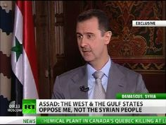Assad to RT: 'I'm not Western puppet - I live and die in Syria' (EXCLUSIVE)