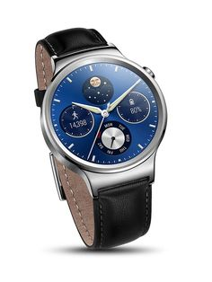 I don't wear a watch anymore, but thisone definitly could change that: The HUAWEI Watch