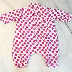 Adorable little baby playsuits in our new prints arriving soon in store. Mama's…