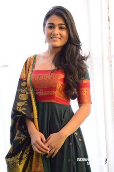 Shalini Pandey Photos [HD]: Latest Images, Pictures, Stills of Shalini Pandey - FilmiBeat Salwar Designs, Kurta Designs Women, Saree Blouse Designs, Dress Designs, Long Gown Dress, Sari Dress, Anarkali Dress, Lehenga, Saree Gown